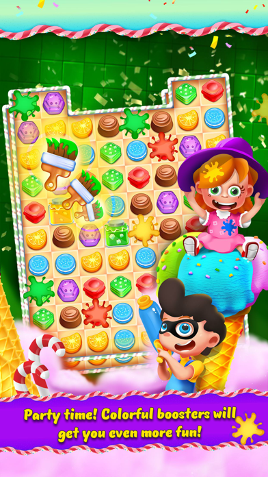 Sweet Candies 3 screenshot 2
