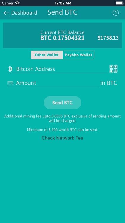 Paybito Global screenshot-4
