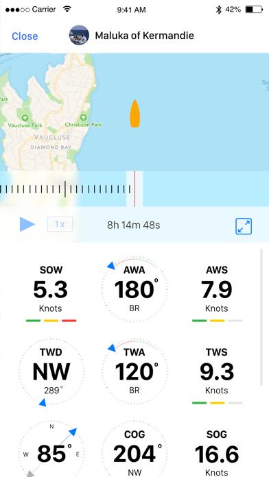 SailDNA screenshot one