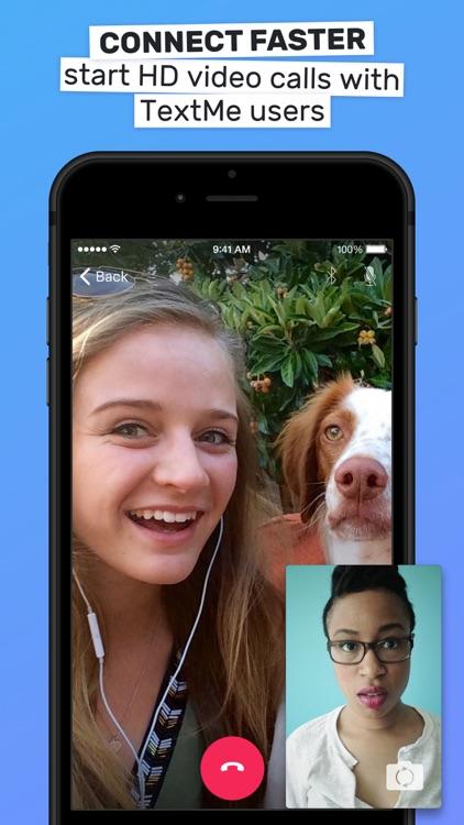 Text Me - Phone Calls + Text screenshot-4