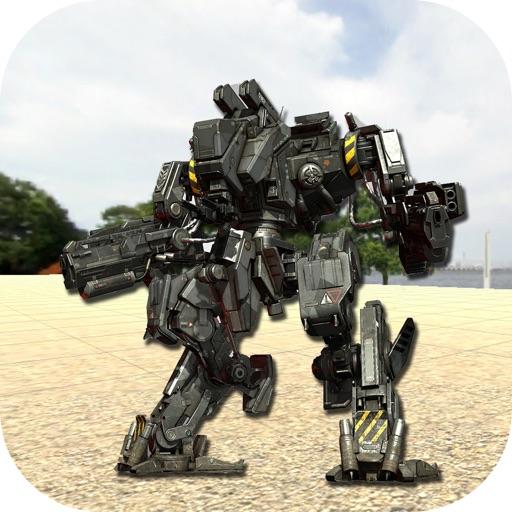 Robo War - Metal Robots Fight