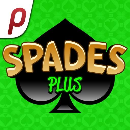 Spades Plus application logo
