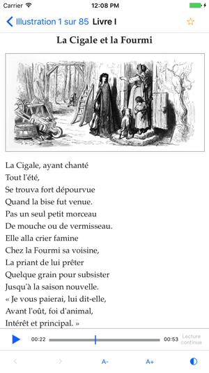 Fables Jean De La Fontaine On The App Store