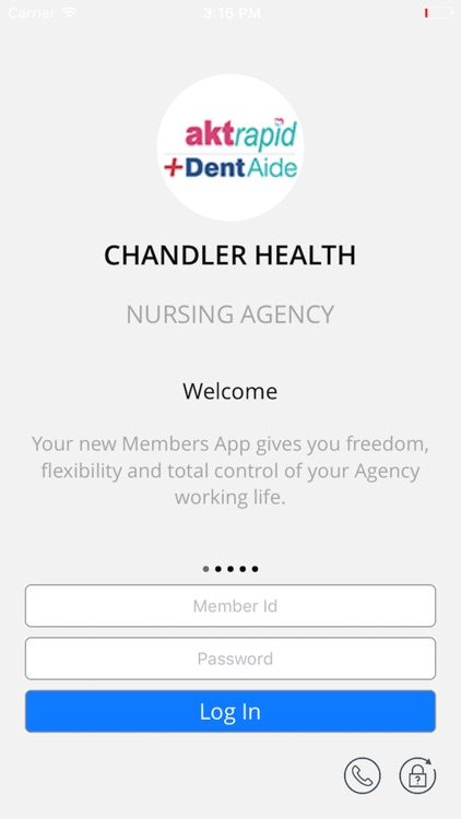Chandler Members app screenshot-0