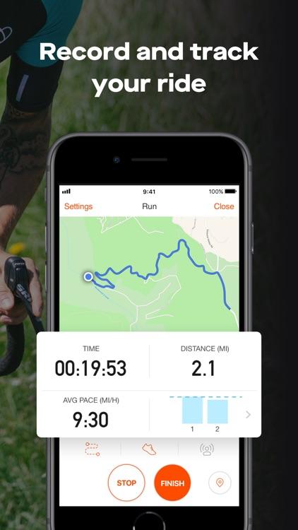 Strava: Run, Ride, Swim screenshot-8