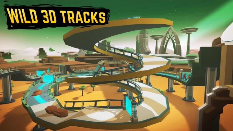 Gravity Rider: Power Run screenshot-5