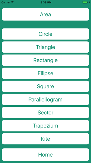 Geometry Calculator on the App Store