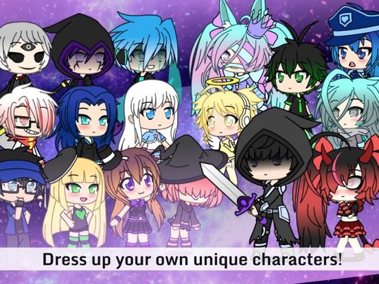 Gachaverse: Anime Dress Up RPG screenshot 8