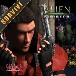 Ícone do app Alien Shooter - Survive