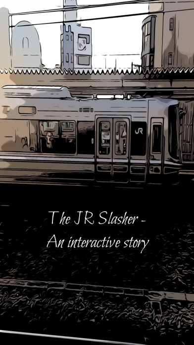 JR Slasher : An Interactive Story Screenshot