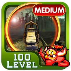 Abandoned Town Hidden Objects