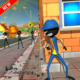 Shadow Gangster Fight Extreme Crime City