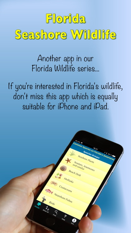 Florida Seashore Wildlife screenshot-0