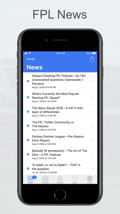Fantasy Football Manager, Lite screenshot-4