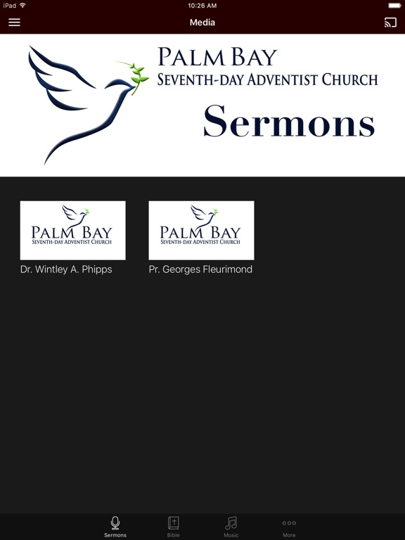 Palm Bay SDA Church App screenshot 4