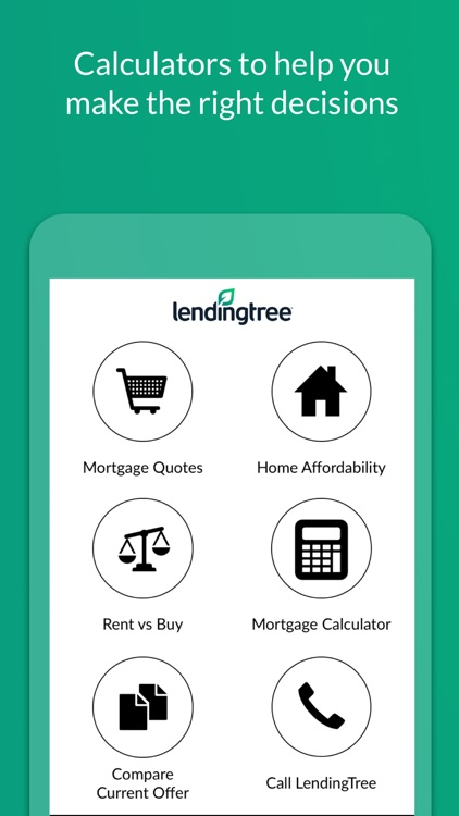 LendingTree Loan Calculator