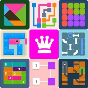 Puzzledom Games app