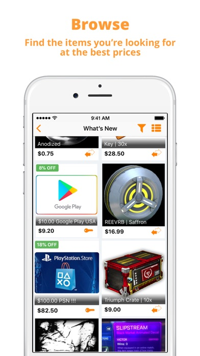 Gameflip - Buy & Sell screenshot two