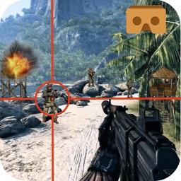 VR Elite Commando Shooter