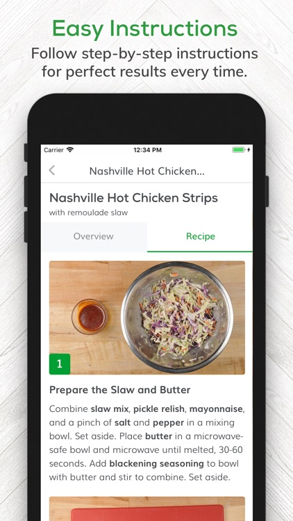 Home Chef: Meal Kit Delivery screenshot-3