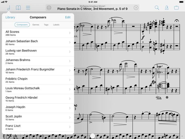forScore screenshot-0