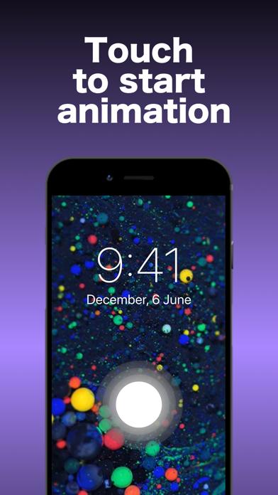 Скриншот №5 к Live Lock Screens for iPhone