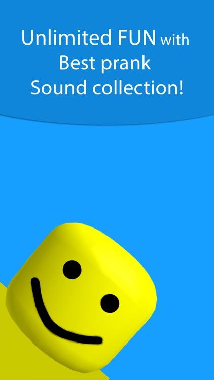 Oof! Roblox Soundboard Prank