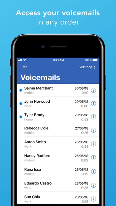 World Voicemail