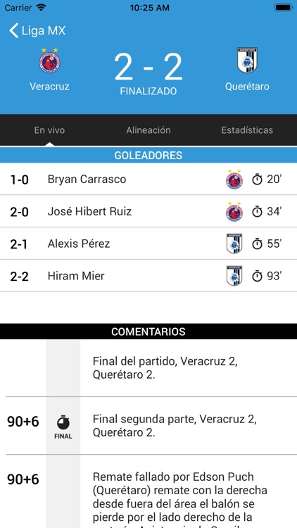 MARCA Claro screenshot-3