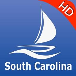 South Carolina GPS Chart Pro