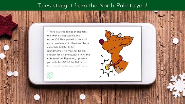 North Pole Christmas Stories screenshot-4