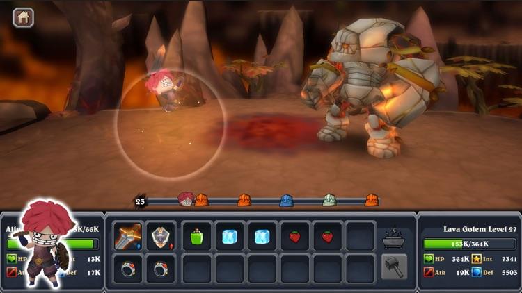 Clumsy Knights HD screenshot-3