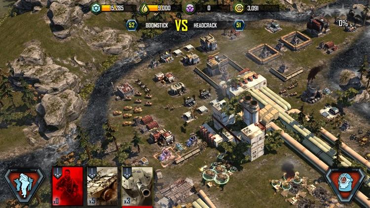 War Commander: Rogue Assault screenshot-3