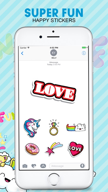 Funny Sticker & Emojis screenshot-3