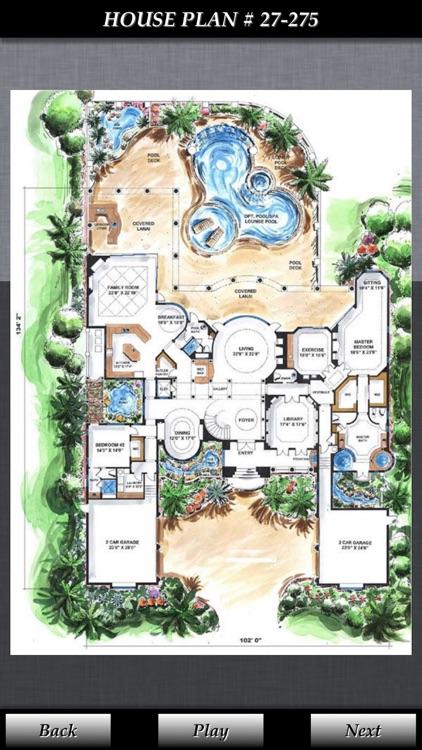 Italian - House Plans screenshot-4