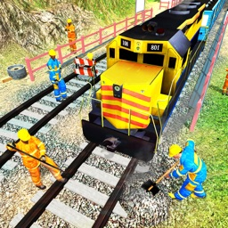 Indonesian Train Build Sim 3D