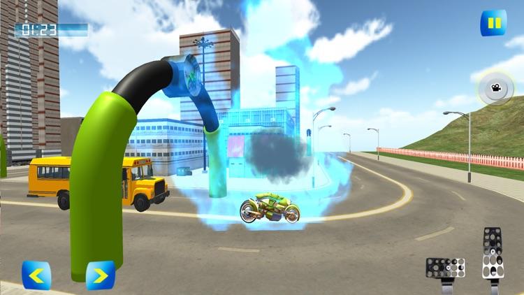 Multi Car Robot Real Transform screenshot-3