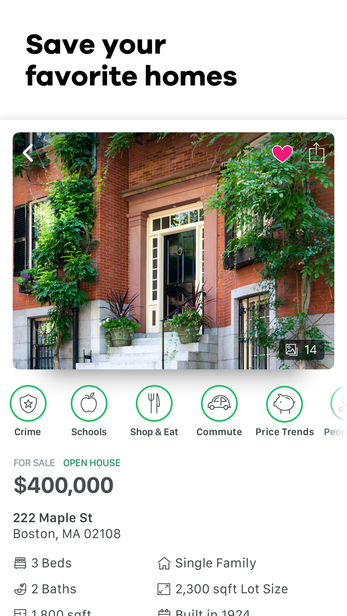 Trulia Real Estate: Find Homes Screenshot