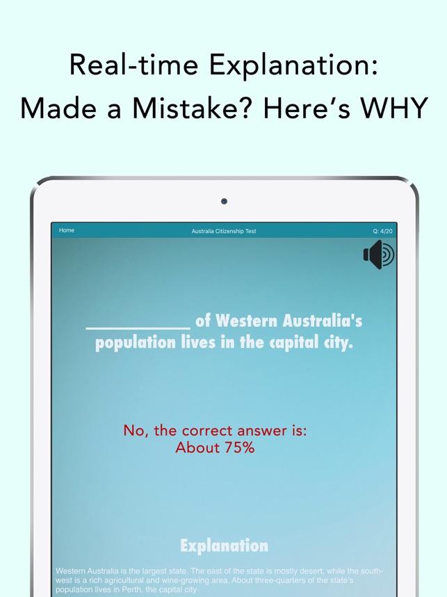 Australian Citizenship Test Pdf