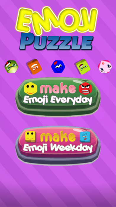 Emoji Blitz : Make Hexa 5 & 7
