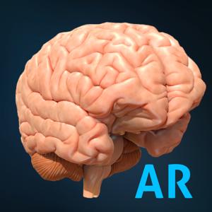 AnatomyAR+ for Merge Cube app
