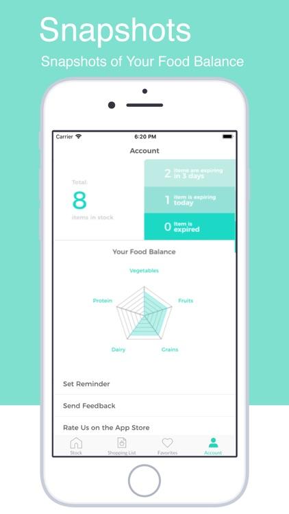 iGrocery - Smart Grocery Track screenshot-4