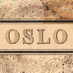 Oslo i gamle dager