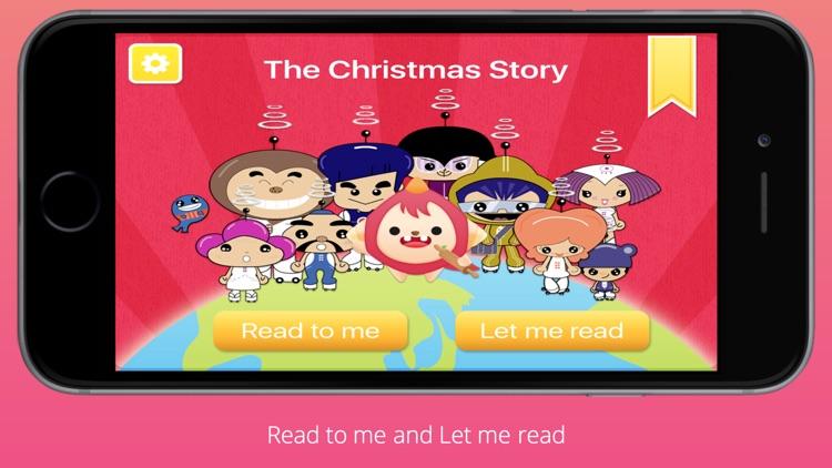 The Christmas Story (Bilingual)