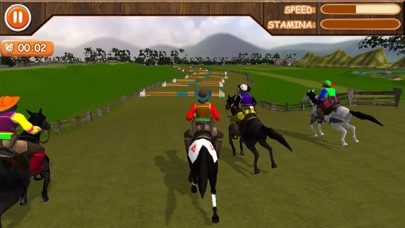 Riding & Jumping Derby Horse screenshot three