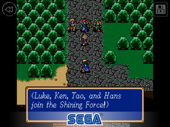 Shining Force Classics screenshot 6