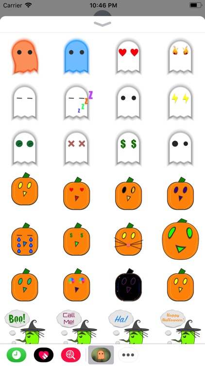 HallowStickers