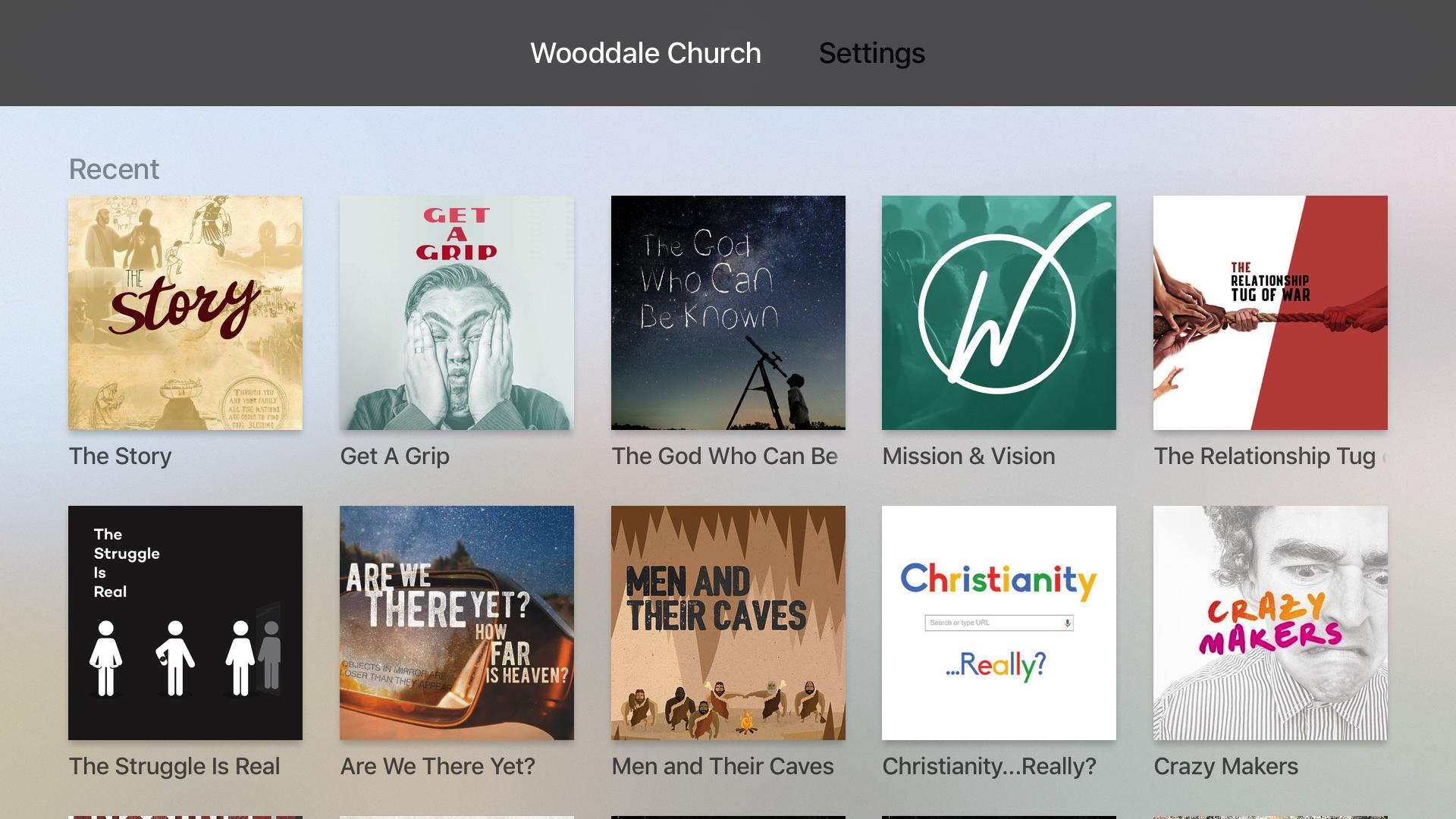 Wooddale Church screenshot 7