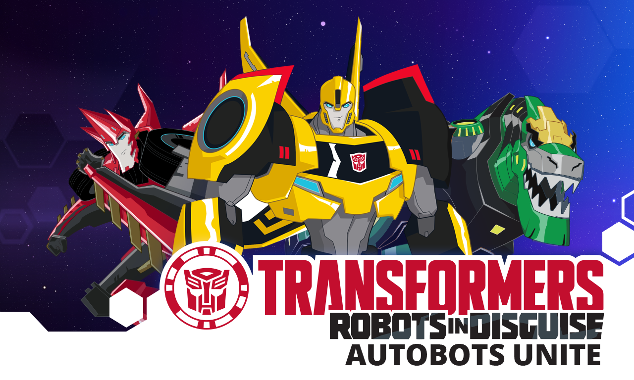 Transformers Robots in Disguise: Autobots Unite