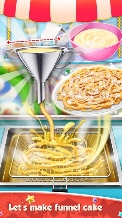 Carnival Fair Food screenshot one